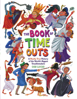 Book Of Time Outs by Deb Lucke