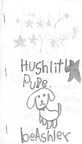 Hush, Little Puppy by Ashley