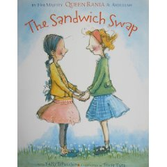 Sandwich Swap by Kelly DiPucchio and Queen Rania