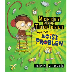 Monkey With A Toolbelt And The Noisy Problem by Chris Monroe