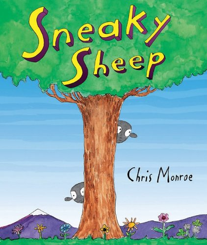 Sneaky Sheep by Chris Monroe