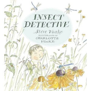 Insect Detective by Steve and Charlotte Voake