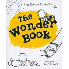 The Wonder Book by Amy Krouse Rosenthal and Paul Schmid
