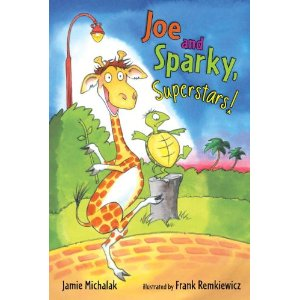 Joe and Sparky: Superstars